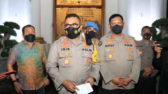 Bulan Puasa, 5 Anggota Polrestabes Surabaya Pesta Narkoba di Hotel
