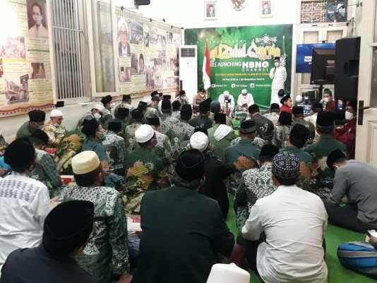 Peringatan Nuzulul Quran, PCNU Surabaya Launching HBNO TV