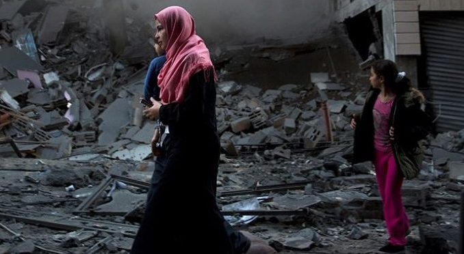 Palestina Akan Tuntut Kejahatan Para Pemimpin Israel ke ICC