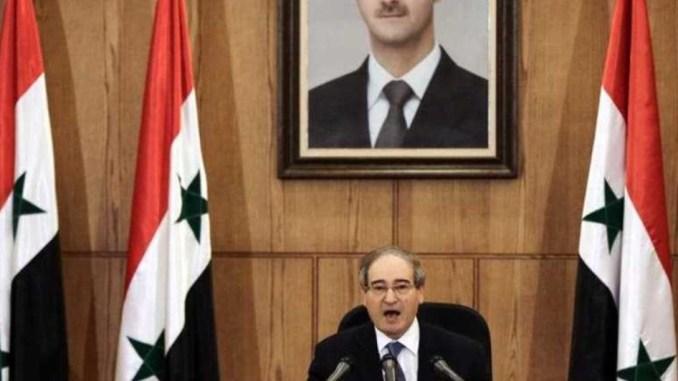 Menlu Suriah: AS Jarah Minyak Kami dan Dukung Teroris