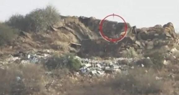 Tentara Yaman Publikasikan Operasi Militer di Wilayah Saudi