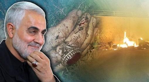 Yahoo Ungkap Rincian Baru Pembunuhan Jenderal Soleimani
