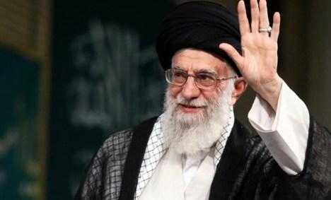 Surat Balasan Ayatollah Khamenei kepada Pemimpin Palestina