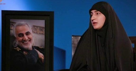 Zainab: Salam dari Ruh Syahid Soleimani untuk Perlawanan Palestina