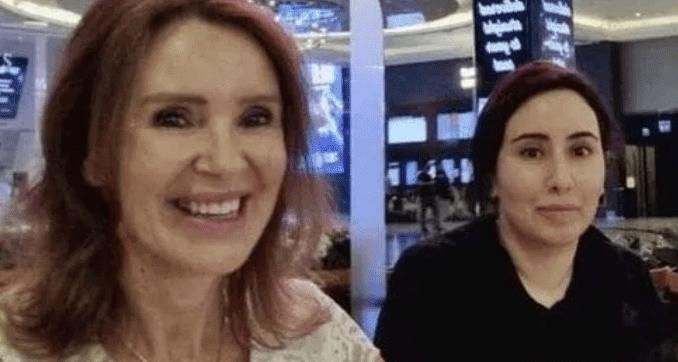 Muncul Foto Putri UEA yang Hilang, Spekulasi Kembali Beredar