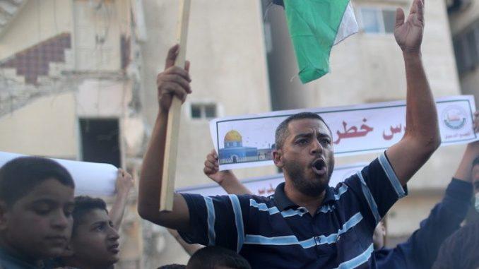Serangan Pertama Pemerintahan Baru Israel ke Gaza