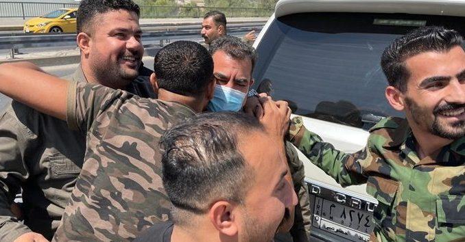 Video: Komandan Senior Hashd Al-Shaabi 'Qassem Muslih' Dibebaskan