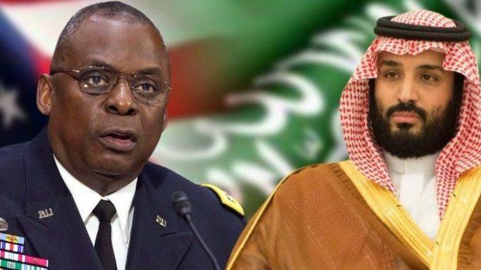 MbS-Pentagon Gelar Pembicaraan Pasca Kekalahan Saudi di Jizan