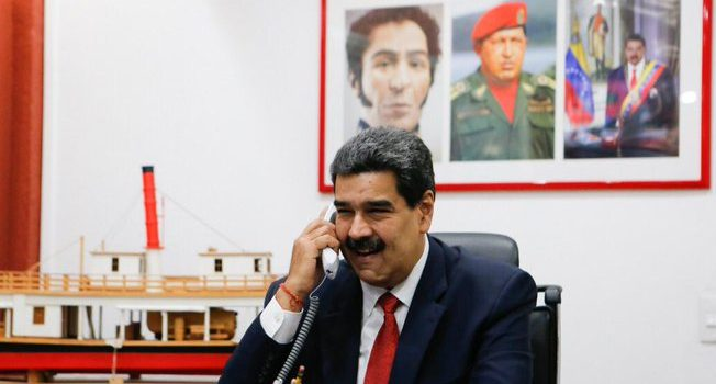 Maduro: Iran-Venezuela Sepakat Perkuat Kerjasama Lawan Imperialisme