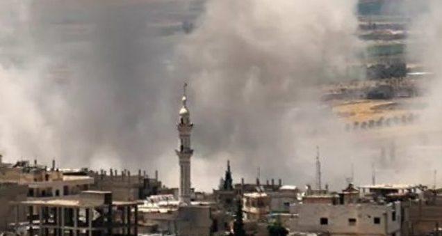 Duet Teroris-White Helmets Persiapkan Serangan Kimia di Idlib
