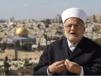 Pawai Bendera Pemukim Israel Hina Nabi, Imam Masjidil Aqsha Serukan Perang