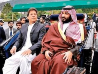 Kesepakatan Minyak Saudi-Pakistan untuk Lawan Pengaruh Iran