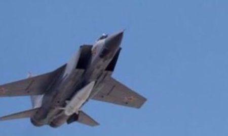 Jet Tempur Rusia Cegat Pesawat Militer AS di Laut Barents
