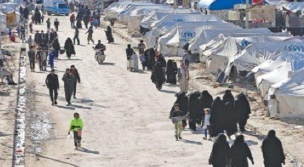 PBB Tekan Irak untuk Terima Pemindahan Keluarga ISIS ke Mosul