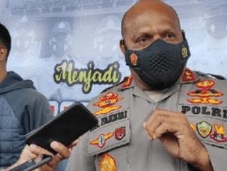 Densus 88 Tangkap 4 Perekrut Teroris di Merauke