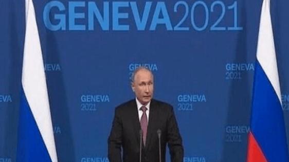 KTT Jenewa Hasilkan Kesepakatan Baru Rusia dan AS