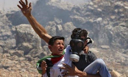 Serangan Pasukan Israel di Nablus Lukai Ratusan Warga Gaza