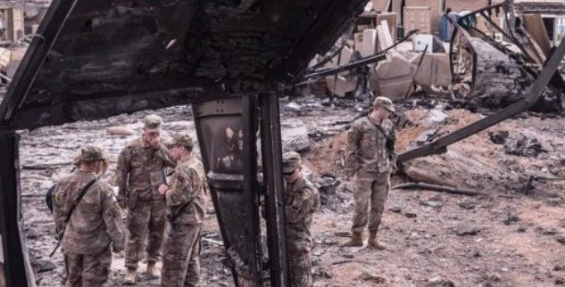Serangan Drone Canggih Bikin Militer AS Ketar-ketir di Irak