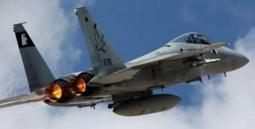 Manuver Udara Israel di Italia Simulasikan Perang Total dengan Iran