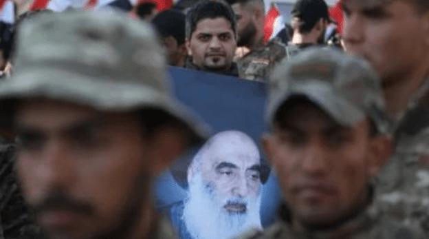 Bunuh Ayatollah Sistani Solusi AS Akhiri Konfontasi dengan Hashd Al-Shaabi