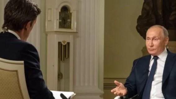Putin ke AS: China adalah Negara Sahabat, Bukan Ancaman