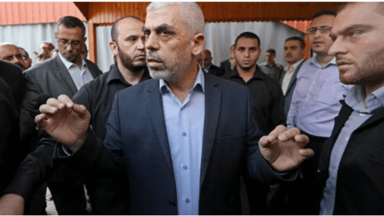 Yahya Sinwar Kembali Terpilih Sebagai Presiden Hamas