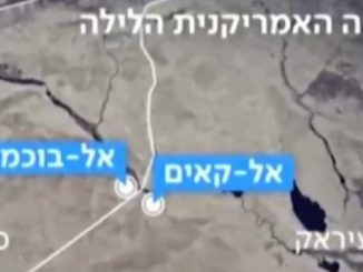 Bau Busuk Israel-AS Serang Situs Hashd Al-Shaabi