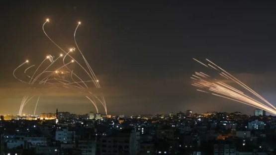 Takut Rudal Hamas Terkait Pawai Bendera, Israel Siagakan Iron Dome