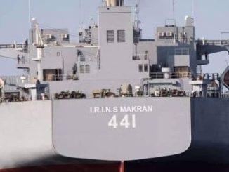 Kehadiran Kapal Perang Iran di Atlantik Permalukan AS dan Arogansi Dunia