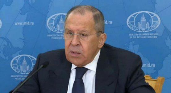 Lavrov: AS Terus Jarah Kekayaan Alam Suriah untuk Danai Militan