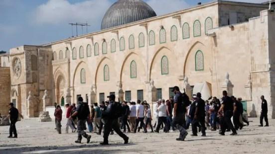 Takut Perlawanan Palestina, Pendudukan Israel Tolak Permintaan Izin Pawai Bendera