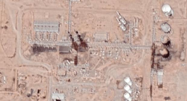 Ledakan Besar di Pangkalan AS dan Ladang Minyak SDF Suriah