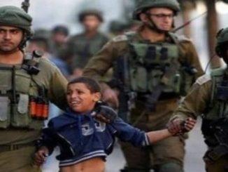 KEJAM, 235 Anak-anak Palestina Mendekam di Penjara Israel