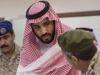 MbS Ganti Pengawal Kerajaan dengan Tentara Bayaran