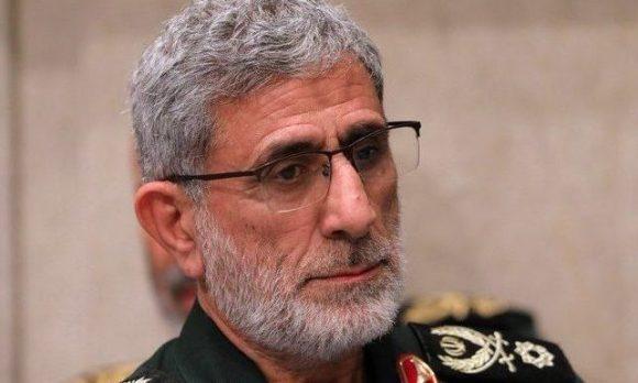 Komandan Pasukan Quds Iran tiba di Irak Pasca Pertemuan Kadhimi-Biden