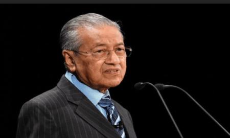 Mahathir Ajak Dunia Dukung Palestina dan Kutuk Kekejaman Israel