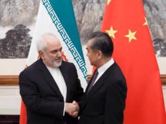 Kerjasama Iran-China Lawan Intimidasi Global