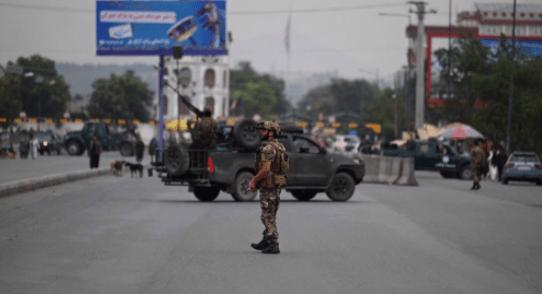 AS Kembali Kobarkan Perang Adu Domba di Afghanistan