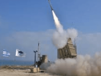 Suriah Tembak Jatuh 8 Rudal yang Ditembakkan F-16 Israel