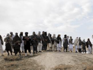 Taliban Ancam Balas Serangan Udara Amerika Serikat