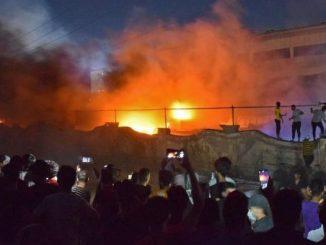 Korban Tewas dalam Kebakaran RS Irak Meningkat Jadi 83