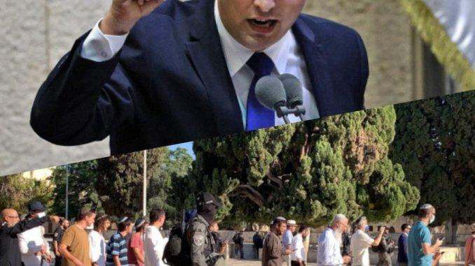 Biadab! PM Baru Israel Dorong Pemukim Terus Serang Al-Aqsha, Janjikan Perlindungan