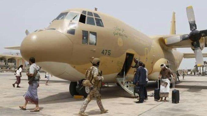 Saudi Usir Pasukan UEA dari Pangkalan Al-Anad di Yaman