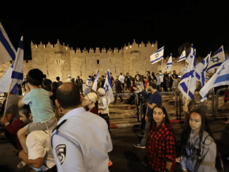 1.371 Pemukim Israel secara Brutal Serang Masjid Al-Aqsha Dibawah Perlindungan IOF
