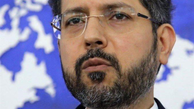 Teheran Tolak Tegas Tuduhan Inggris soal Pembajakan Kapal di Laut Oman