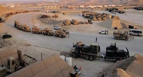 Heboh! 500 Kendraan Militer AS Masuki Pangkalan Ain Al-Assad