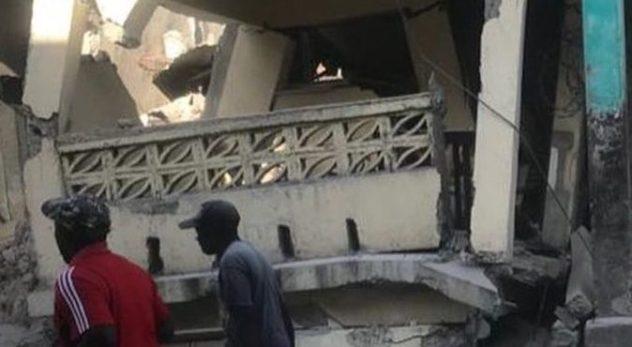 Haiti Diguncang Gempa 7,2 Skala Ritcher