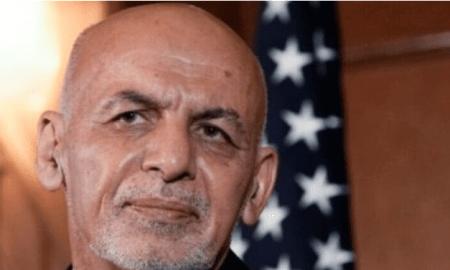 Presiden Afghanistan Kabur dengan Mobil Penuh Uang