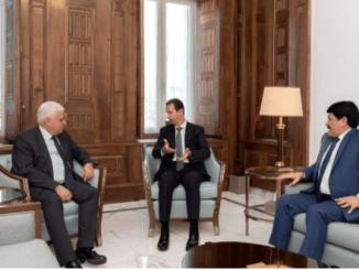 Bashar Assad Terima Undangan PM Irak Soal KTT Baghdad