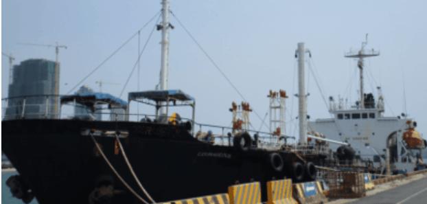 AS Sita Tanker Singapura atas Tuduhan Langgar Sanksi Korut